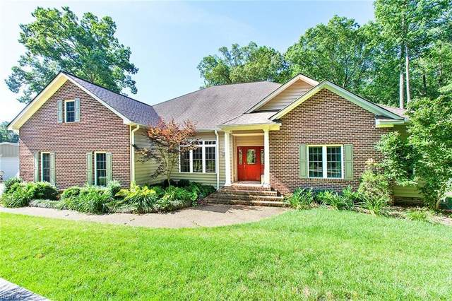 4051 Bock Rd, New Kent County, VA 23011 (#10328044) :: Austin James Realty LLC