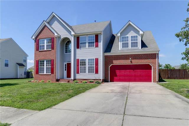 3232 Eight Star Way Pl, Chesapeake, VA 23323 (#10328052) :: Austin James Realty LLC