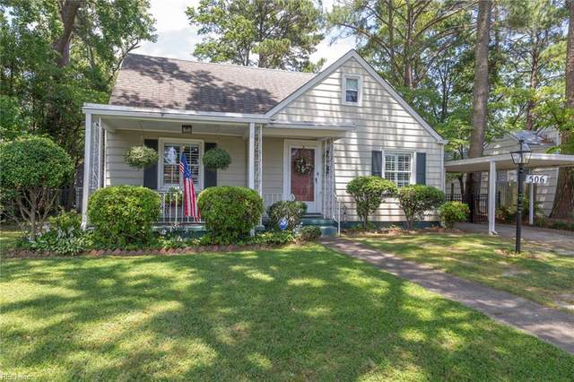 506 Burleigh Ave, Norfolk, VA 23505 (#10328086) :: Tom Milan Team