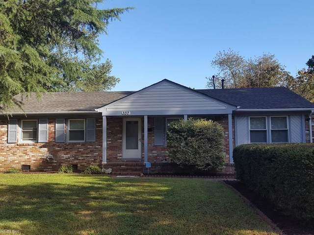 337 Beechmont Dr, Newport News, VA 23608 (#10328106) :: Rocket Real Estate