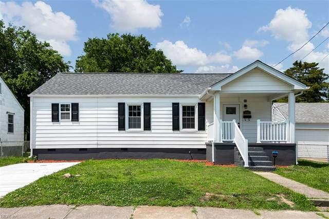 3512 Nottaway St, Norfolk, VA 23513 (#10328108) :: The Kris Weaver Real Estate Team