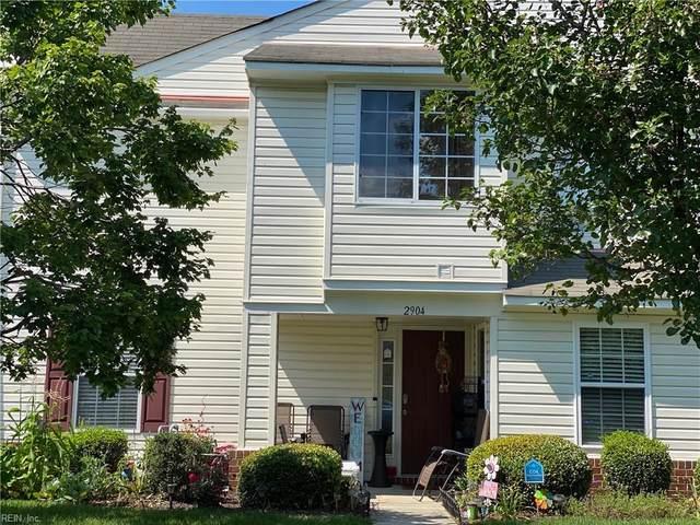 2904 Big Bend Dr, Chesapeake, VA 23321 (#10328128) :: Kristie Weaver, REALTOR