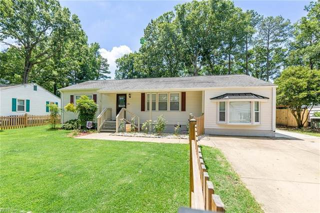 14 Sinton Rd, Newport News, VA 23601 (#10328144) :: Rocket Real Estate