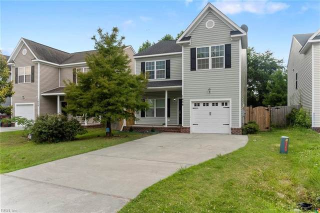 1606 Cullen Ave, Chesapeake, VA 23324 (#10328164) :: Upscale Avenues Realty Group