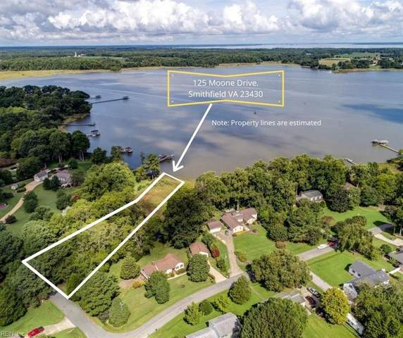 125 Moone Dr, Isle of Wight County, VA 23430 (#10328174) :: Atkinson Realty
