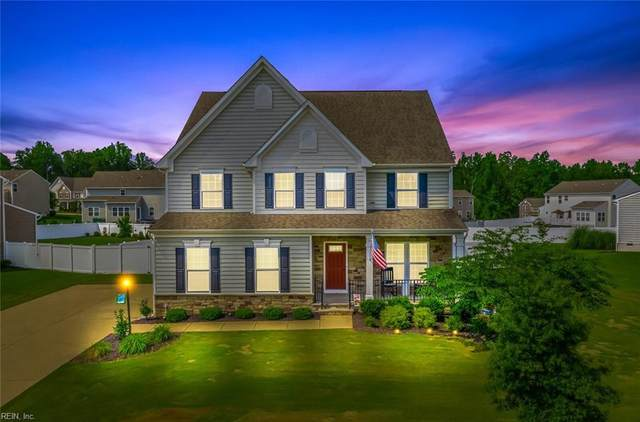 8051 Fairmont Dr, James City County, VA 23188 (#10328255) :: Austin James Realty LLC