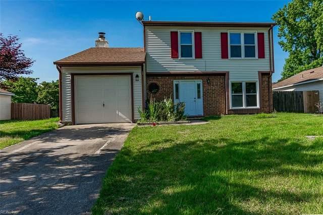 1151 Turtle Rock Trce, Chesapeake, VA 23320 (#10328266) :: Upscale Avenues Realty Group