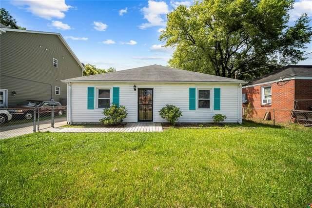 3765 Larkin St, Norfolk, VA 23513 (#10328273) :: The Kris Weaver Real Estate Team