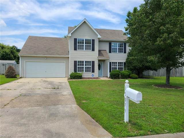 15079 Wineberry Ct, Isle of Wight County, VA 23314 (#10328315) :: Berkshire Hathaway HomeServices Towne Realty