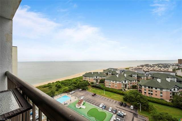 3288 Page Ave #1501, Virginia Beach, VA 23451 (#10328332) :: Austin James Realty LLC