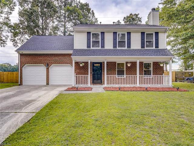4013 Magnolia Dr, Portsmouth, VA 23703 (#10328334) :: Atlantic Sotheby's International Realty