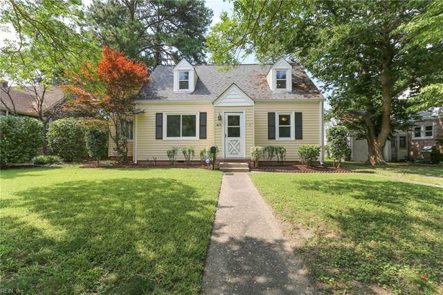 205 Burleigh Ave, Norfolk, VA 23505 (#10328392) :: Atlantic Sotheby's International Realty