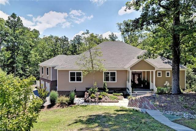 9932 Walnut Crk, James City County, VA 23185 (#10328400) :: Kristie Weaver, REALTOR