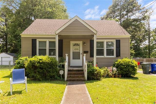 2435 Shafer St, Norfolk, VA 23513 (#10328414) :: Rocket Real Estate