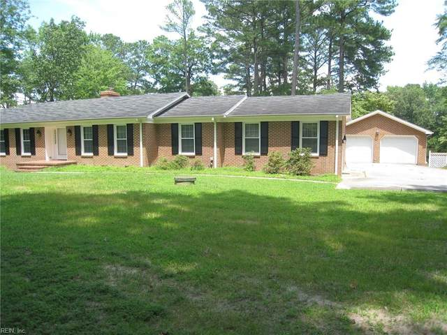 14 Thorley St, Isle of Wight County, VA 23314 (#10328423) :: The Kris Weaver Real Estate Team
