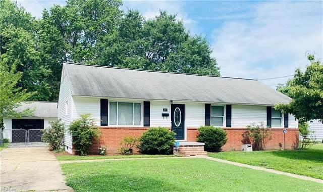 205 Cynthia Dr, Hampton, VA 23666 (#10328435) :: The Kris Weaver Real Estate Team