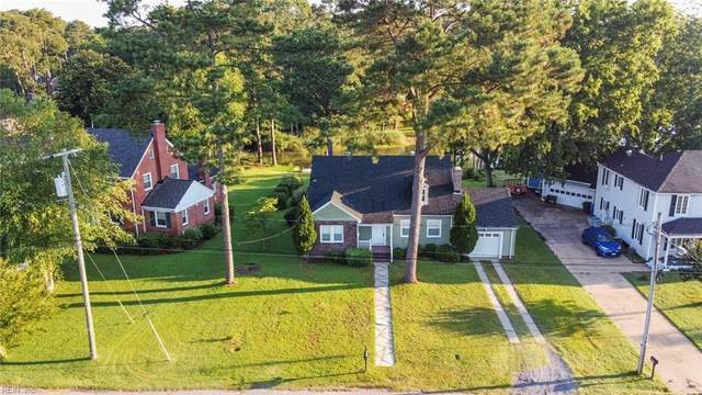 4420 Seagrove Rd, Portsmouth, VA 23703 (#10328464) :: The Bell Tower Real Estate Team