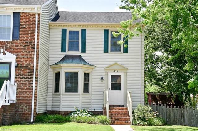 339 San Roman Dr, Chesapeake, VA 23322 (#10328467) :: Berkshire Hathaway HomeServices Towne Realty