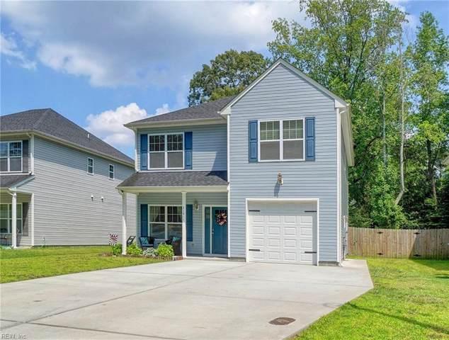 219 Hurdle Dr, Chesapeake, VA 23322 (#10328509) :: The Kris Weaver Real Estate Team