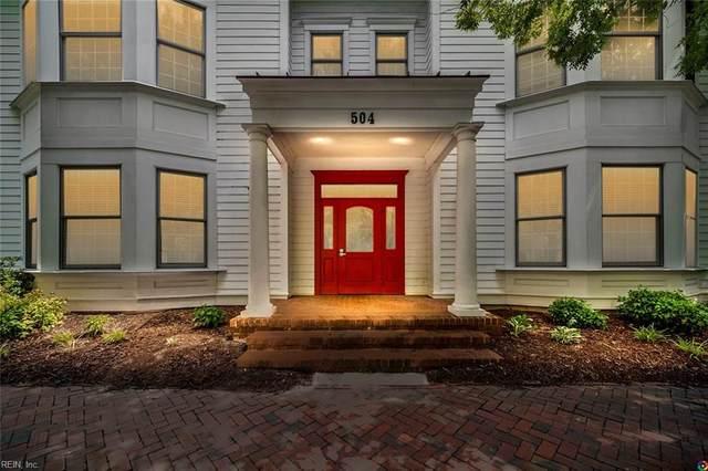 504 E Freemason St 3B, Norfolk, VA 23510 (#10328531) :: The Kris Weaver Real Estate Team