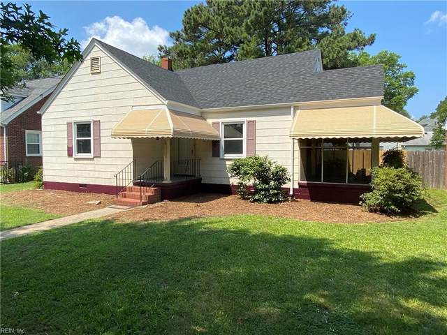 128 Maryland Ave, Portsmouth, VA 23707 (#10328563) :: Berkshire Hathaway HomeServices Towne Realty