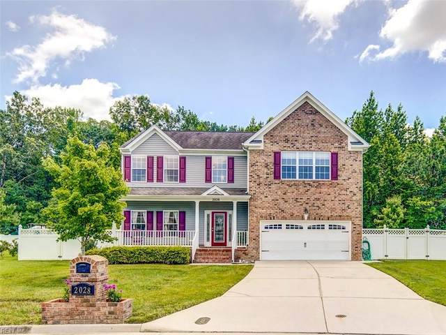 2028 Breck Ave, Virginia Beach, VA 23464 (#10328598) :: Upscale Avenues Realty Group