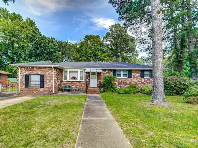 3717 Magnolia Dr, Portsmouth, VA 23703 (#10328622) :: Atlantic Sotheby's International Realty