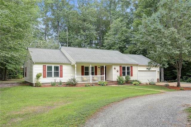 5796 Hillside Dr, Gloucester County, VA 23061 (#10328641) :: The Kris Weaver Real Estate Team