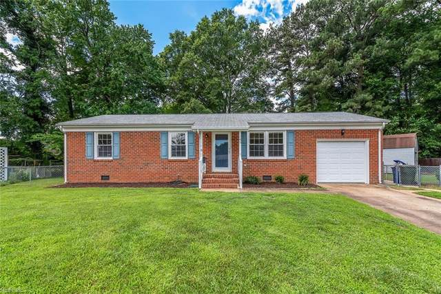 185 Mark Twain Dr, Newport News, VA 23602 (#10328644) :: Rocket Real Estate