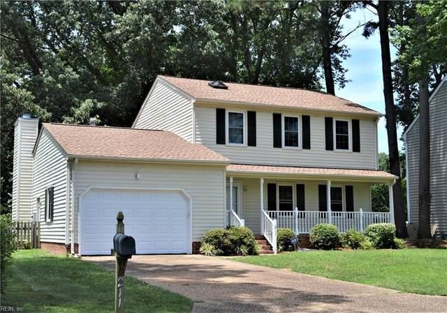 211 Lisa Dr, Newport News, VA 23606 (#10328689) :: The Kris Weaver Real Estate Team
