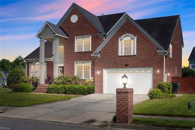 2201 Rayburn Ln, Virginia Beach, VA 23453 (#10328696) :: Upscale Avenues Realty Group