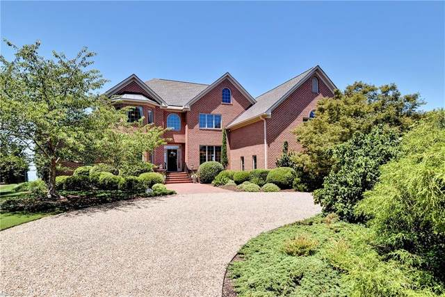 46 Beverly Hills Dr, Newport News, VA 23606 (#10328699) :: The Kris Weaver Real Estate Team