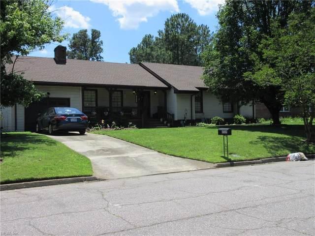 4509 Regent Dr, Portsmouth, VA 23703 (#10328752) :: The Kris Weaver Real Estate Team