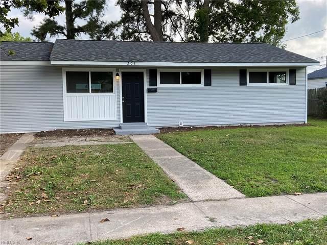 203 York Dr, Portsmouth, VA 23702 (#10328817) :: Rocket Real Estate