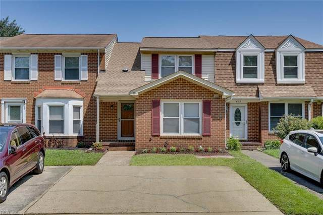 421 Wayman Ln, Virginia Beach, VA 23454 (#10328821) :: Atlantic Sotheby's International Realty