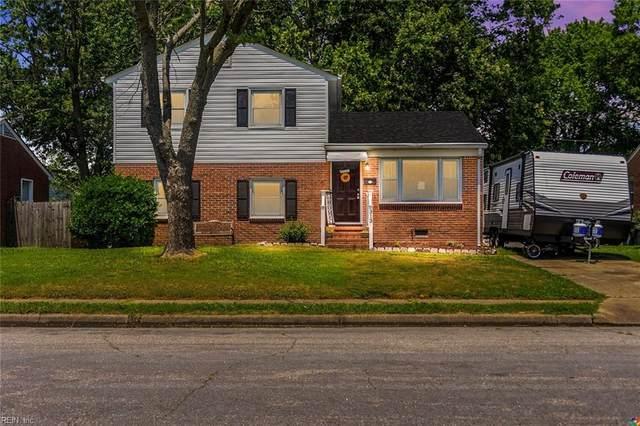 313 Nancy Dr, Hampton, VA 23669 (#10328824) :: AMW Real Estate