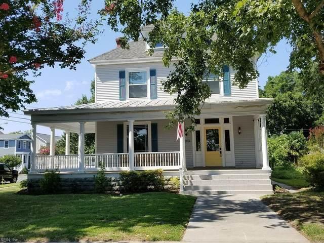 603 Monroe Ave, Northampton County, VA 23310 (#10328830) :: Berkshire Hathaway HomeServices Towne Realty