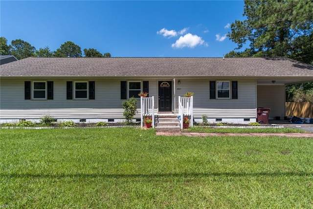 1332 Butts Station Rd, Chesapeake, VA 23320 (#10328837) :: Kristie Weaver, REALTOR