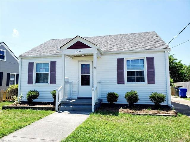1057 W Ocean View Ave, Norfolk, VA 23503 (#10328848) :: The Kris Weaver Real Estate Team