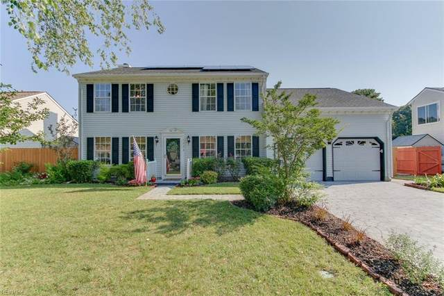 1224 Beethoven Ct, Virginia Beach, VA 23454 (#10328853) :: Tom Milan Team
