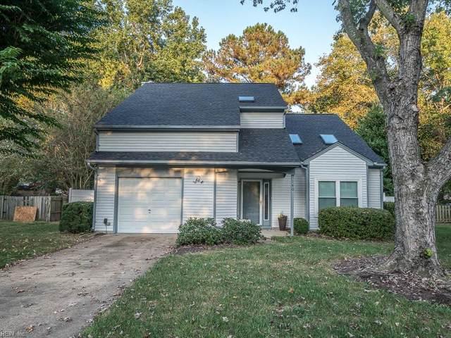 140 Springdale Way, Hampton, VA 23666 (#10328855) :: The Kris Weaver Real Estate Team