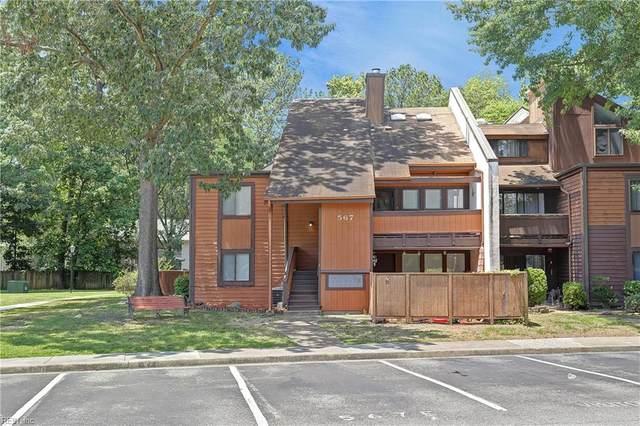 567 Ayrshire Way E, Newport News, VA 23602 (#10328865) :: Rocket Real Estate