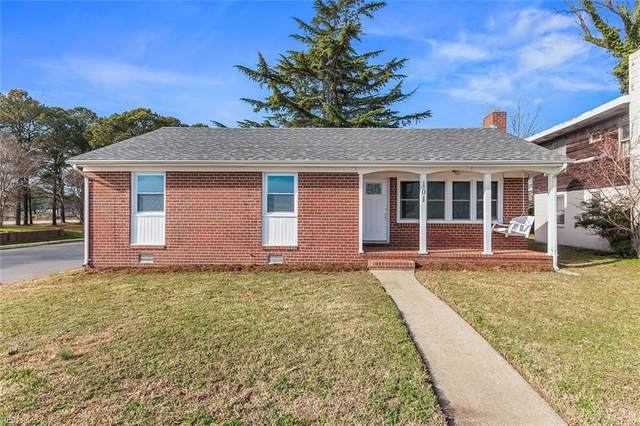 101 Chesapeake Ave, Newport News, VA 23607 (#10328877) :: The Kris Weaver Real Estate Team