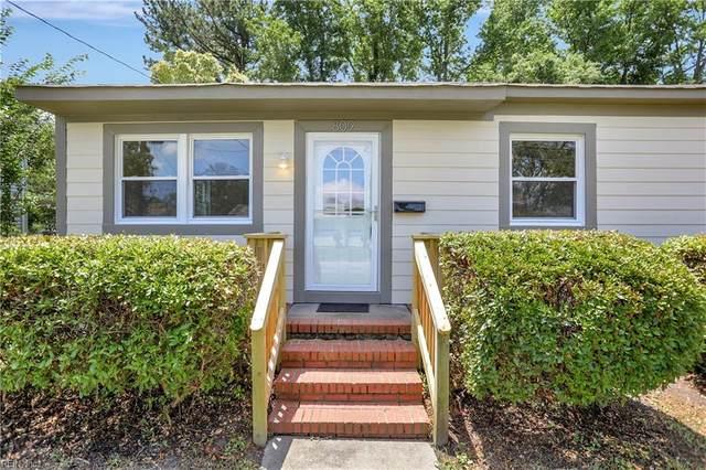 809 Thames Dr, Hampton, VA 23666 (#10328890) :: The Kris Weaver Real Estate Team