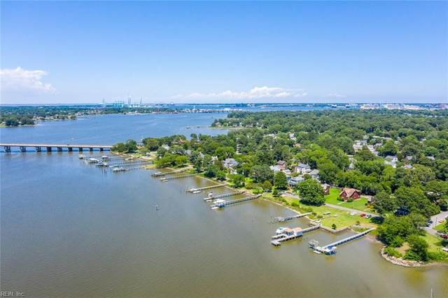 439 Riverside Dr, Portsmouth, VA 23707 (#10328896) :: Berkshire Hathaway HomeServices Towne Realty