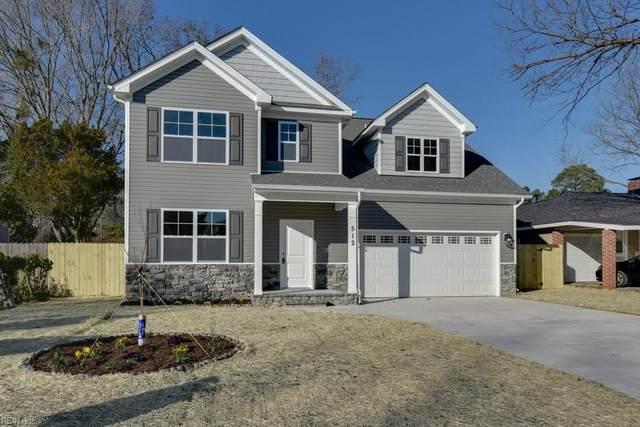 476 Cedar Dr, Hampton, VA 23669 (#10328914) :: AMW Real Estate
