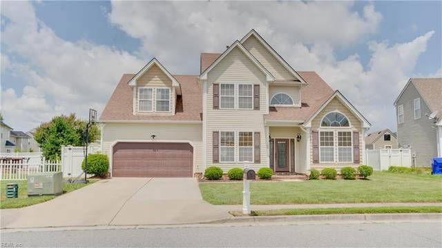 104 Lakes Edge Dr, Suffolk, VA 23434 (#10328921) :: AMW Real Estate