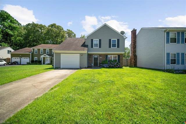 3709 Joppa Ln, Virginia Beach, VA 23456 (#10328962) :: Tom Milan Team