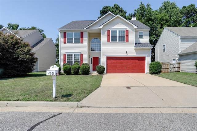 915 Hanson Dr, Newport News, VA 23602 (#10328980) :: Rocket Real Estate