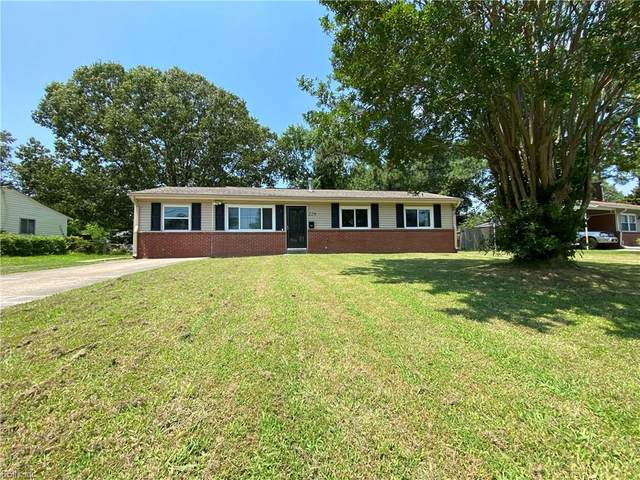 229 Melinda Pl, Virginia Beach, VA 23452 (#10328986) :: Berkshire Hathaway HomeServices Towne Realty